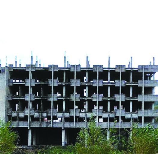 I beni della Regione sconosciuti o abbandonatiincapacità palesi della classe dirigente calabrese