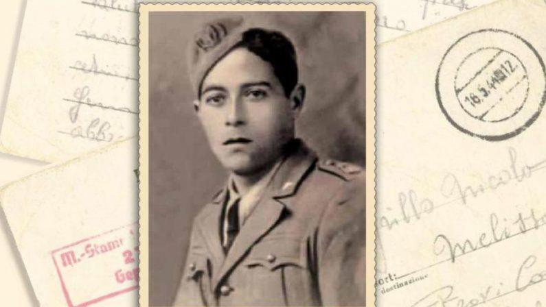 """Il premio """"Giovanni Grillo"""" nelle scuole, riflessione  sul militare calabrese deportato da nazisti"""