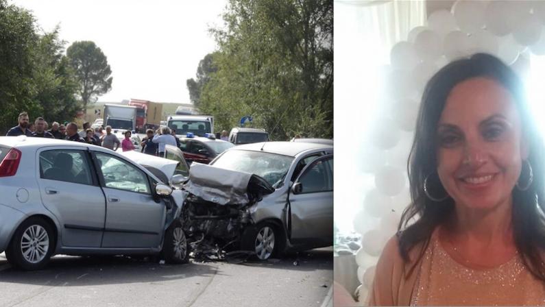Un'altra vittima sulle strade lucane: 46enne muore in un frontale a Irsina