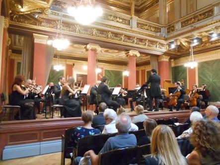 Pasquale Menchise, dopo Vienna un altro tempio della musica: il Théâtre du Châtelet di Parigi