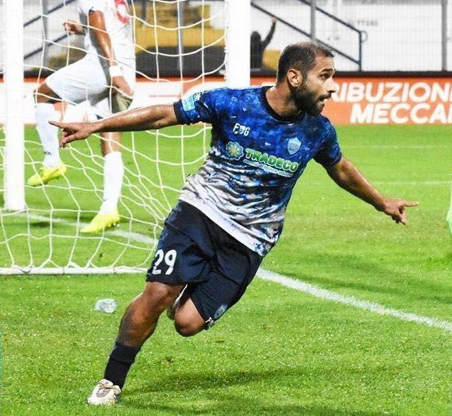 Lega Pro, a Matera c'è il bomber che non ti aspetti: Maikol Negro