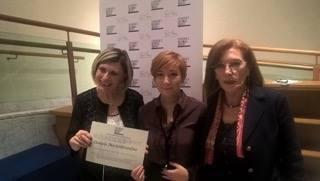 L'Irpina Daniela Mastroberardino tra le 21 donne eccellenti del Premio 'Standout Women Award 2016'