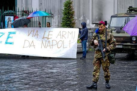 Napoli, colpi di arma da fuoco esplosi a Rione Sanità