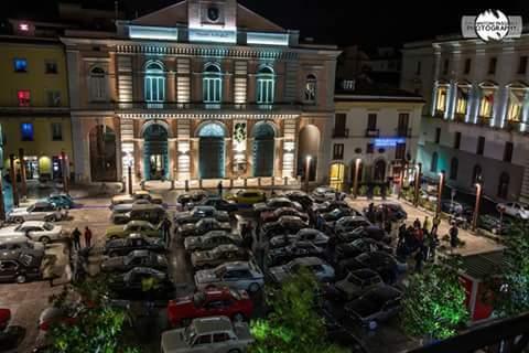 La prima edizione della Notte dei Lupi (piazza Pagano, Potenza, 21/11/2015)