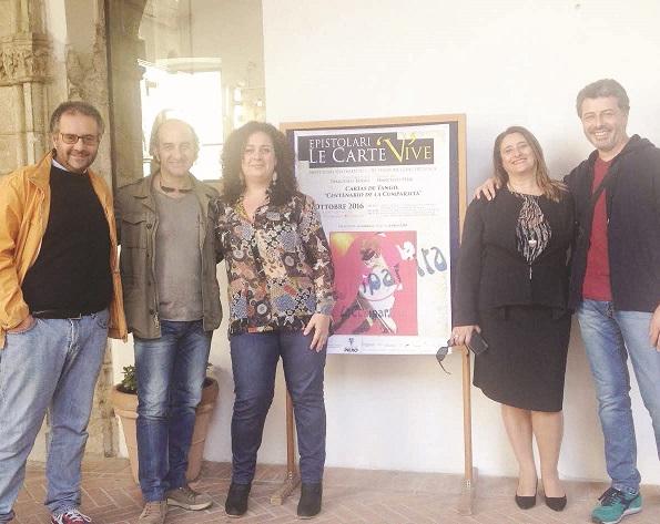 A Cosenza la prima rassegna d'Italia interamente dedicata al tango tra dibattiti, musica, versi e danza