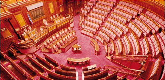 I tre lucani insigniti del premio Guido Dorso al Senato: De Ruggieri, Osanna e Vitiello