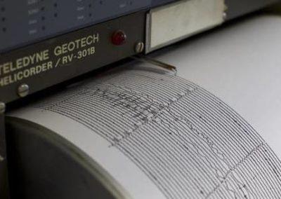 sisma scossa terremoto
