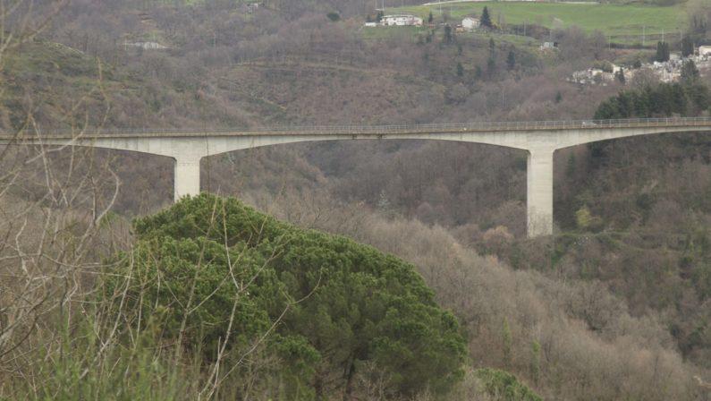 Viadotto Cannavino a rischio nel Cosentino, l'Anasaggiunge nuovi lavori e rassicura:«Nessun pericolo»