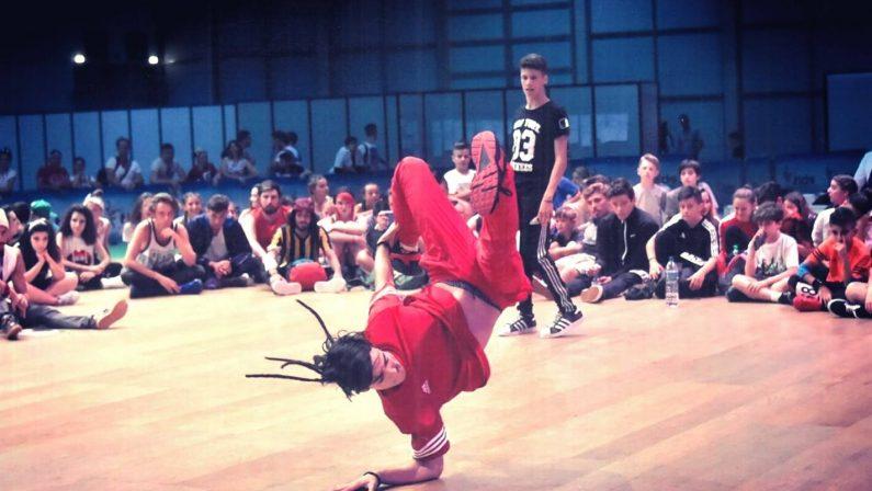 Alex Mammì, il campione di break-dance junior da Lauria al titolo mondiale
