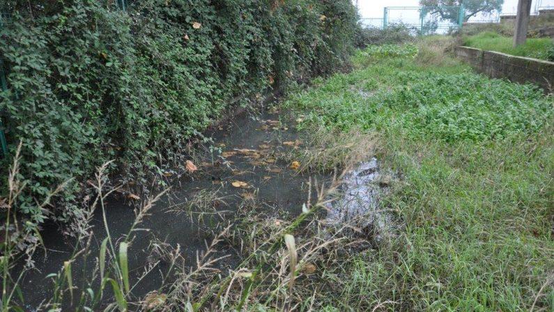 Ambiente, depuratore spento e fogna nel terrenoSequestrato impianto, tre denunce a Cosenza