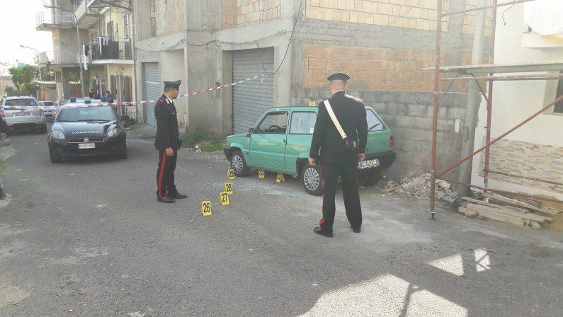 Sparatoria in pieno centro nel Vibonese, svolta nell'indagineSi presentano ai carabinieri due rampolli del clan Mancuso