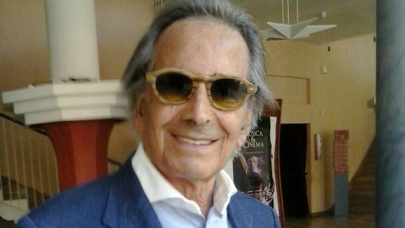 Catanzaro, deceduto a 80 anni Mario FogliettiEx giornalista Rai e direttore della fondazione Politeama