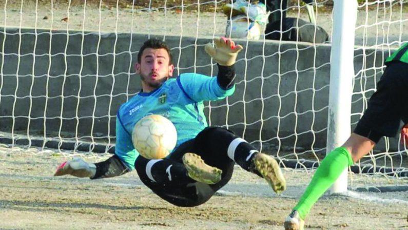 Calcio, Palmese condannata: deve versare 3mila euro al portiere Nania