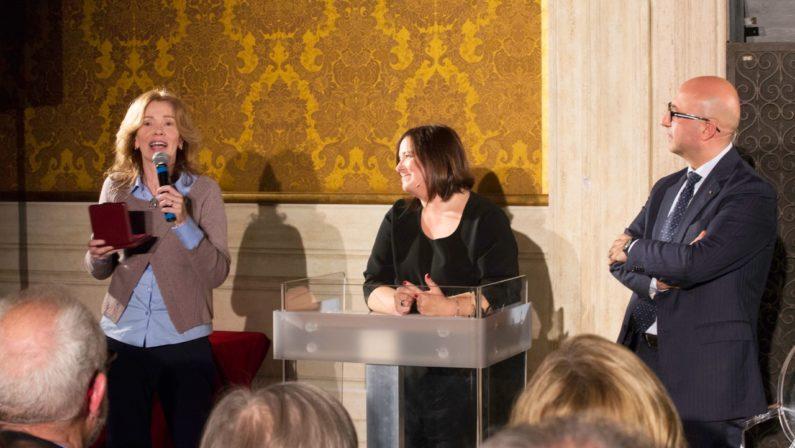 Il premio Vittorio De Sica assegnato a Sandra SavaglioL'astrofisica calabrese oggi docente all'Unical di Rende