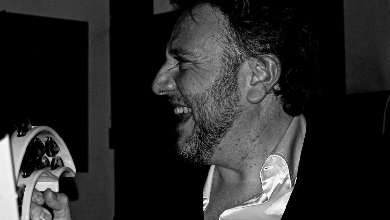 """Il jazzista lucano Saverio Pepe inaugura """"Il viaggio degli Dei"""""""