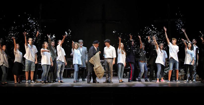 """Al Teatro Nuovo di Napoli il 26 novembre """"Ladri di sogni"""""""