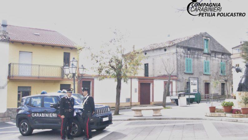 Carenze igienico sanitarie, chiusi due panificiBlitz dei carabinieri nei comuni del Crotonese