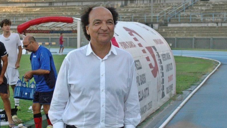 Cosenza calcio, le risposte del presidente Guarascio alle domande dei giornalisti