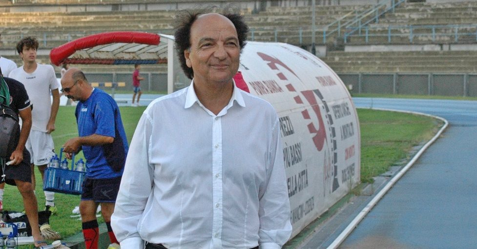 Eugenio Guarascio, presidente del Cosenza Calcio