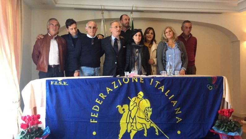 Sport equestri, Cardona confermato presidente regionale della Fise