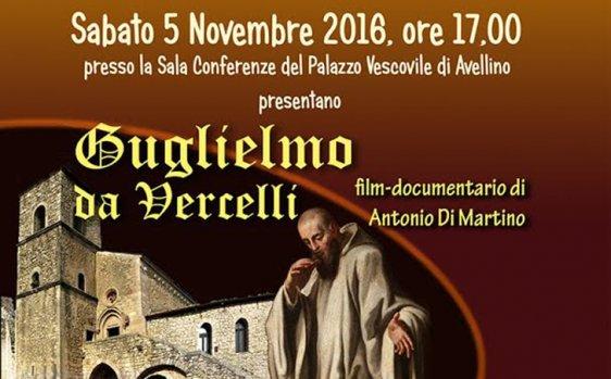 Documentario ispirato a San Guglielmo di scena al Palazzo Vescovile di Avellino