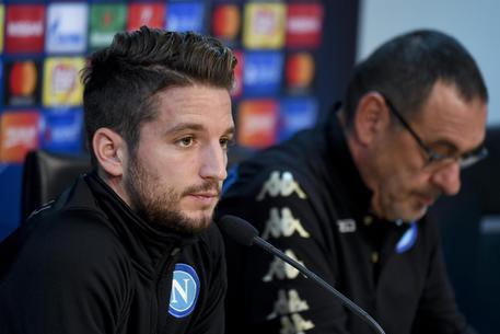 """Napoli, c'è la Dinamo Kiev. Mertens: """"Voglio passare il turno"""""""