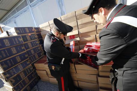 Rubate sigarette di contrabbando sequestrate nel beneventano