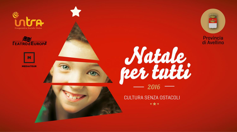 """""""Natale per tutti"""": tre giorni di cultura senza ostacoli, si apre ad Atripala"""