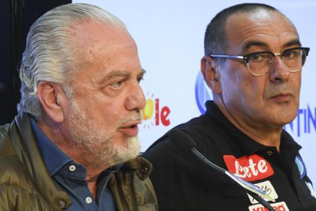 "De Laurentiis: ""Napoli-Real Madrid è sfida storica"""