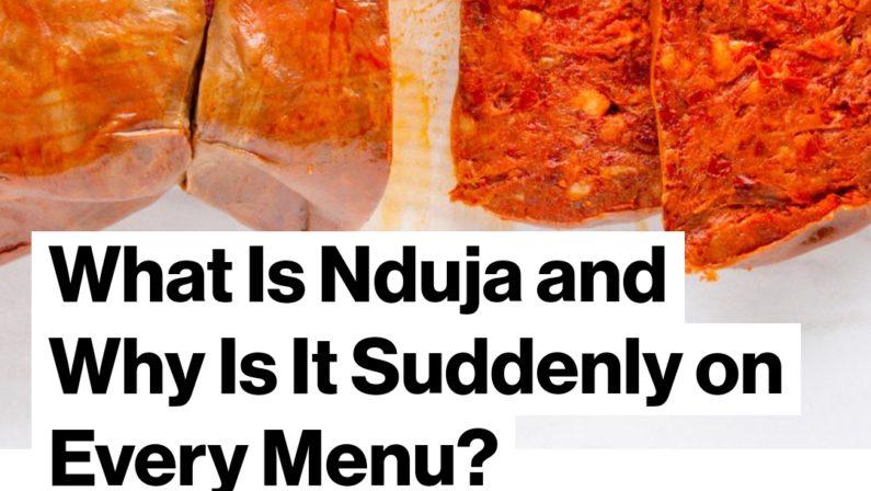 «Cucinare con la 'nduja calabrese è cool»A sostenerlo sono gli chef da Londra a New York