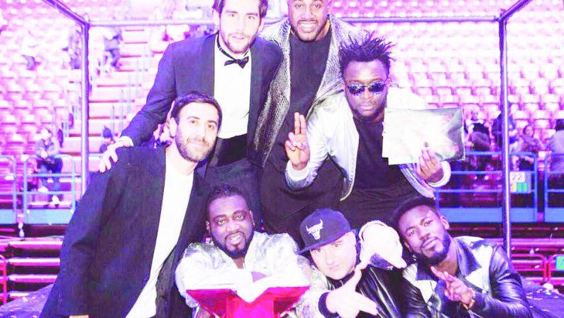 X Factor, un po' di Calabria nel successo dei Soul systemA produrre la band è il produttore cosentino Filippelli