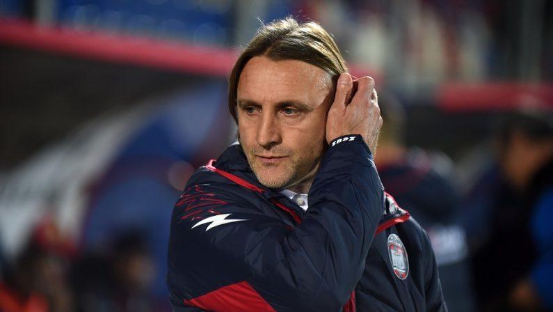 Serie A, massima fiducia a mister Nicola: il Crotoneconferma l'allenatore fino al termine della stagione