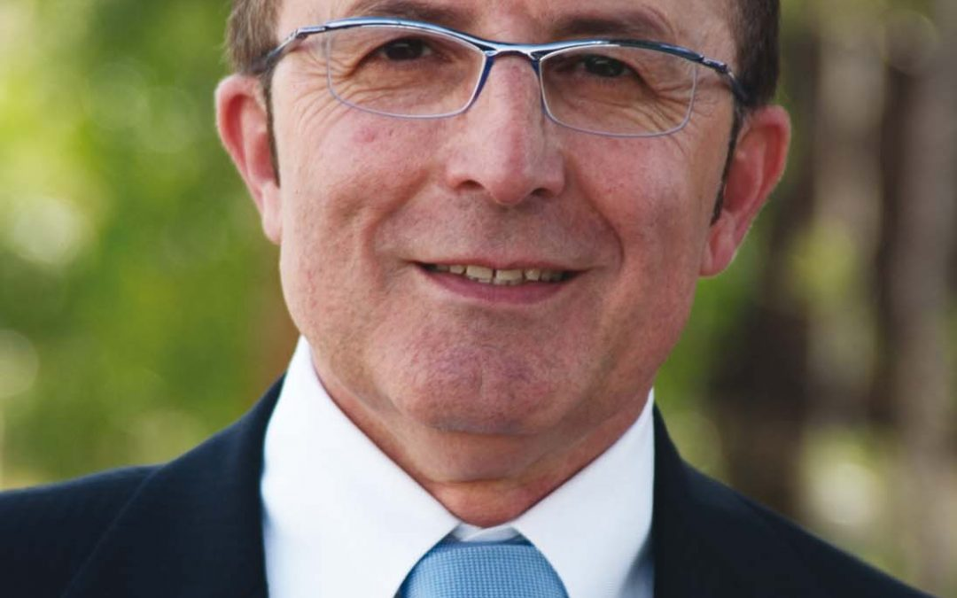 L'assessore comunale di Reggio Calabria Antonino Zimbalatti