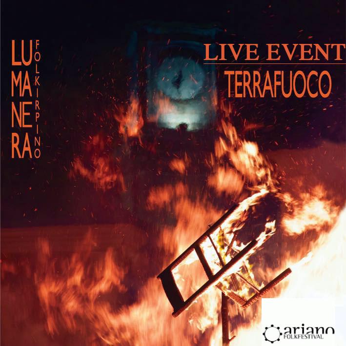 """Ad Altavilla e Ariano si accende il """"Terrafuoco Live Event"""""""