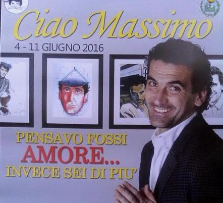 Massimo Troisi, anteprima del premio a San Giorgio a Cremano