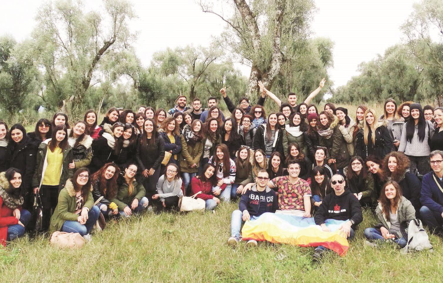 FOTO - Quaderni del Sud: gli studenti dell'Unicale le iniziative per il riscatto di Gioia Tauro