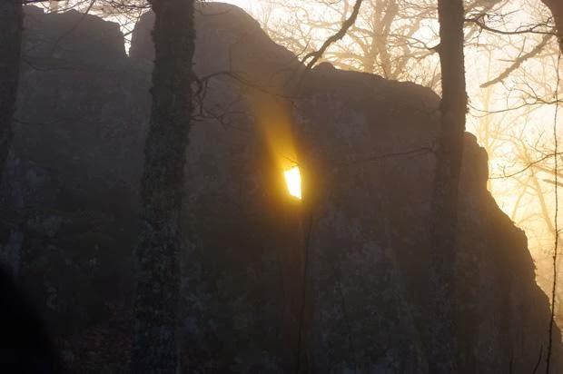 Petra de la Mola, la «Stonehenge» lucana che aspetta il solstizio d'inverno