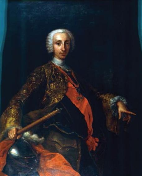 A Napoli una mostra su Carlo di Borbone