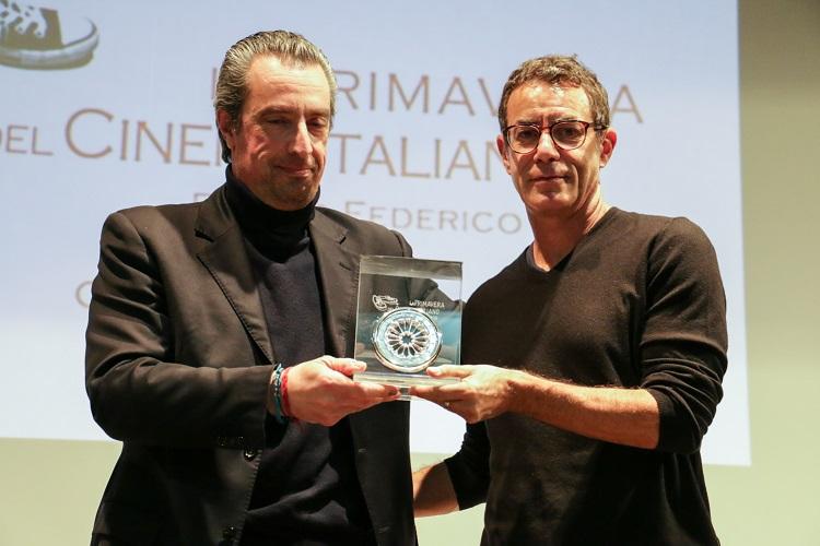 Primavera del Cinema, a Cosenza premiati i registi Patierno e Mollo. Domani grande attesa per Pif