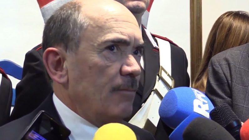 VIDEO - Quattordici arresti a Reggio Calabria nell'operazione Ecosistema, parla il procuratore De Raho