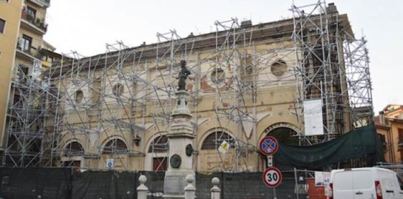 Dogana di Avellino, nel 1886  il primo progetto di recupero storico