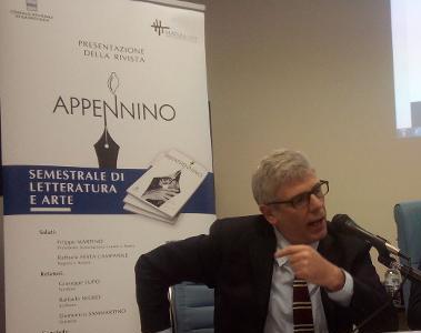 Presentato a Roma il terzo numero della rivista «Appennino»