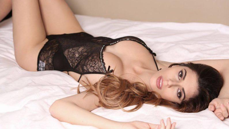 Ines Trocchia, modella irpina su Playboy Slovacchia