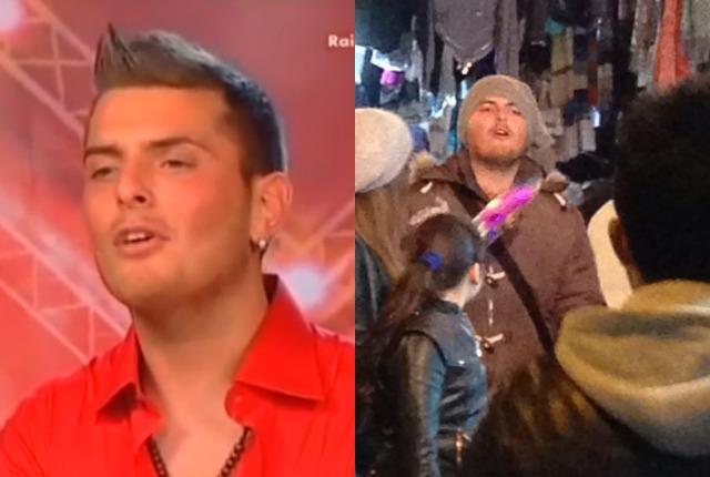 Marco Marfè, da X-Factor ai calzini, ecco che fine ha fatto il cantante