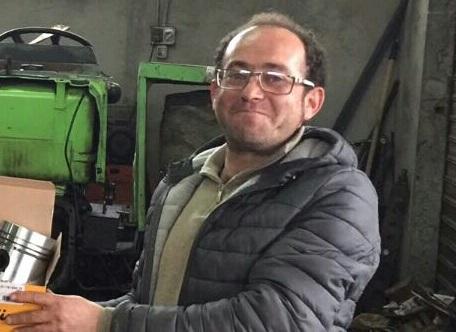 Incidente sul lavoro, trattore si ribalta nel ViboneseMuore schiacciato un uomo di trentasei anni