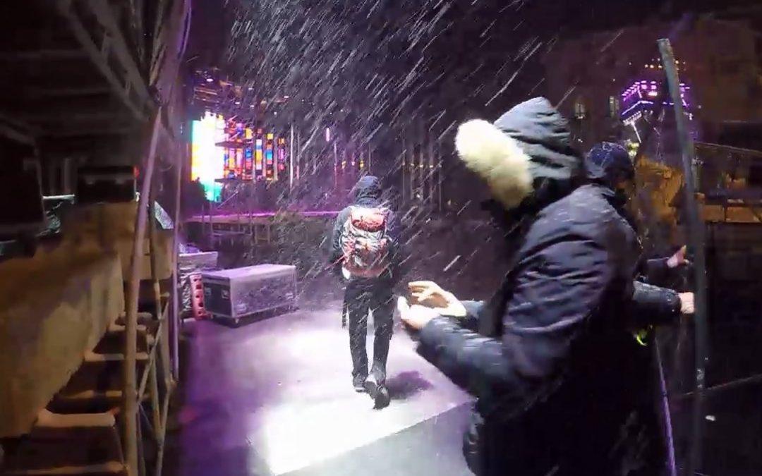 La nevicata del 29 dicembre a Potenza