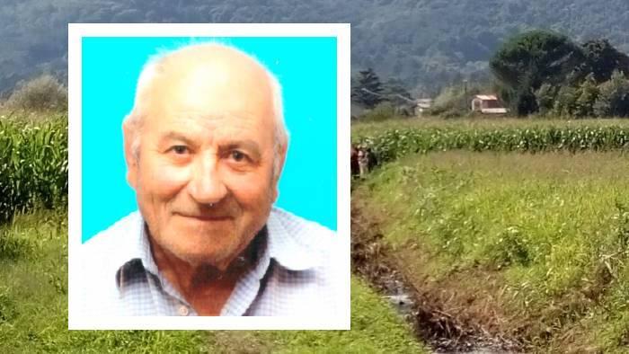 80enne scomparso nel beneventano e ricercato da sabato sera