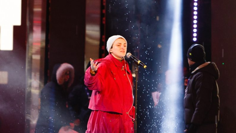 FOTO – I volti del Capodanno Rai a Potenza: lo spettacolo sta per iniziare