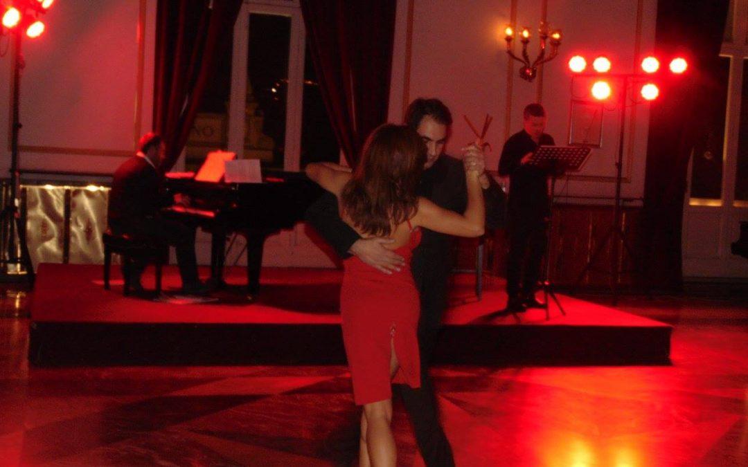 La cultura del tango appassiona Cosenza  Appuntamento nella sala Quintieri del Rendano