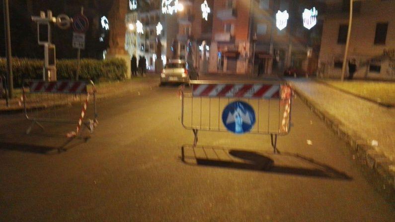 Niente isola pedonale/bis a Cosenza: accolta la richiesta di commercianti e residenti